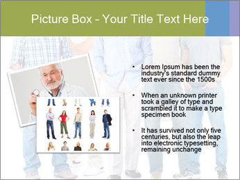 Group of men PowerPoint Templates - Slide 20