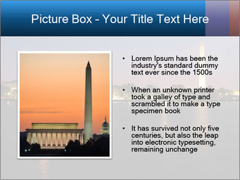 Washington Monument PowerPoint Template - Slide 13