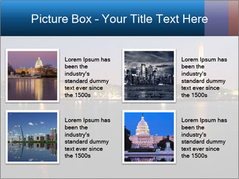 Washington Monument PowerPoint Template - Slide 14