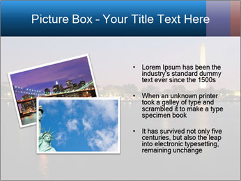 Washington Monument PowerPoint Template - Slide 20