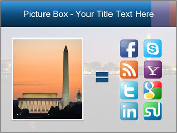 Washington Monument PowerPoint Template - Slide 21