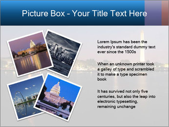 Washington Monument PowerPoint Template - Slide 23