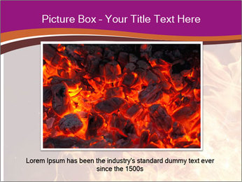 Fire flames PowerPoint Templates - Slide 16