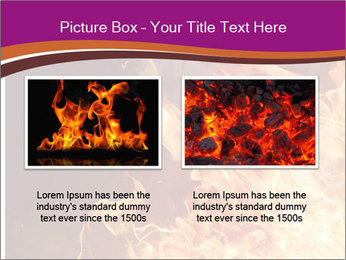 Fire flames PowerPoint Templates - Slide 18