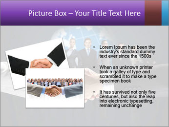 Business handshake against PowerPoint Templates - Slide 20