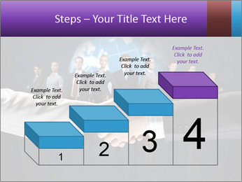 Business handshake against PowerPoint Templates - Slide 64