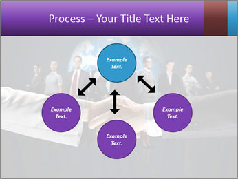 Business handshake against PowerPoint Templates - Slide 91