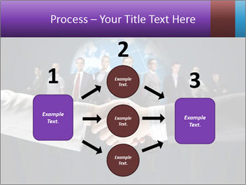Business handshake against PowerPoint Templates - Slide 92
