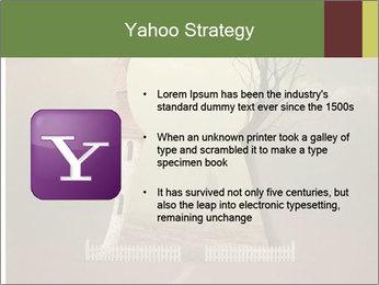 Vintage Vector Typewriter PowerPoint Template - Slide 11