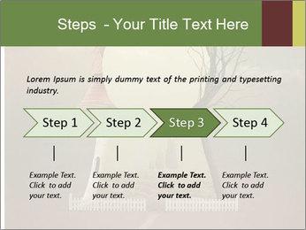 Vintage Vector Typewriter PowerPoint Template - Slide 4