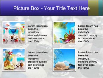 Scuba air tanks PowerPoint Templates - Slide 14