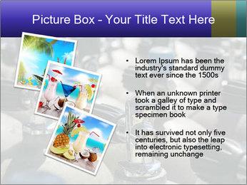 Scuba air tanks PowerPoint Templates - Slide 17