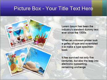 Scuba air tanks PowerPoint Templates - Slide 23
