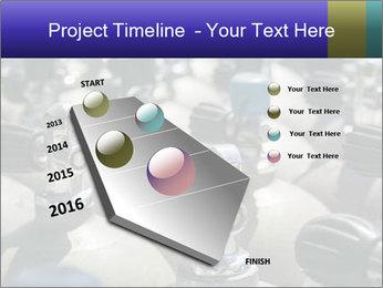 Scuba air tanks PowerPoint Templates - Slide 26