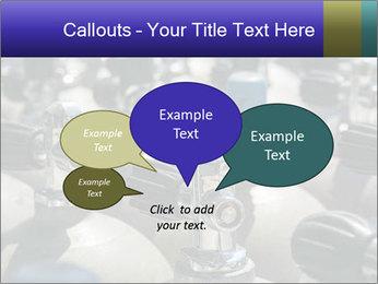 Scuba air tanks PowerPoint Templates - Slide 73