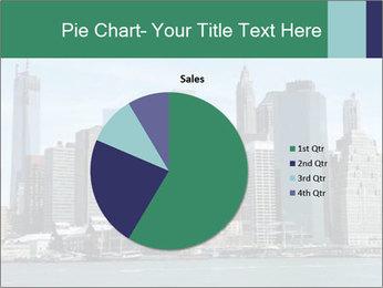 Manhattan skyline PowerPoint Template - Slide 36