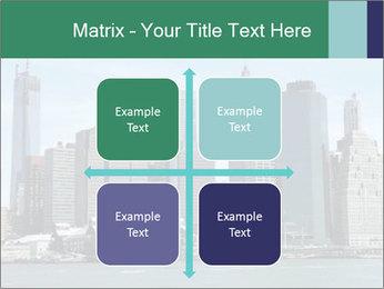 Manhattan skyline PowerPoint Template - Slide 37