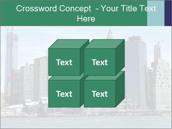 Manhattan skyline PowerPoint Template - Slide 39