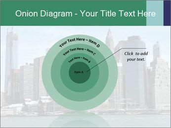 Manhattan skyline PowerPoint Template - Slide 61
