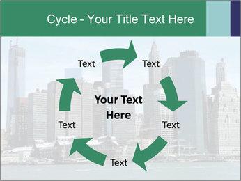 Manhattan skyline PowerPoint Template - Slide 62