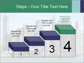 Manhattan skyline PowerPoint Template - Slide 64