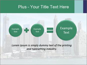 Manhattan skyline PowerPoint Template - Slide 75