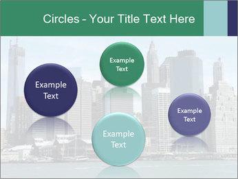 Manhattan skyline PowerPoint Template - Slide 77