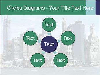 Manhattan skyline PowerPoint Template - Slide 78