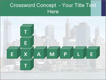 Manhattan skyline PowerPoint Template - Slide 82