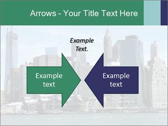 Manhattan skyline PowerPoint Template - Slide 90