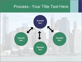Manhattan skyline PowerPoint Template - Slide 91