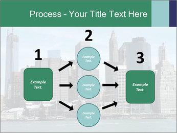 Manhattan skyline PowerPoint Template - Slide 92