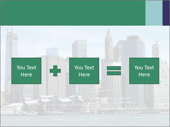 Manhattan skyline PowerPoint Template - Slide 95