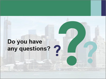 Manhattan skyline PowerPoint Template - Slide 96