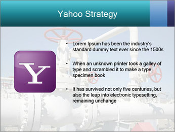 Oil and gas processing plant PowerPoint Template - Slide 11
