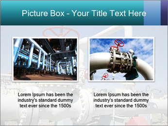 Oil and gas processing plant PowerPoint Template - Slide 18