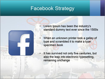 Oil and gas processing plant PowerPoint Template - Slide 6