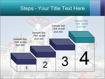 Oil and gas processing plant PowerPoint Template - Slide 64