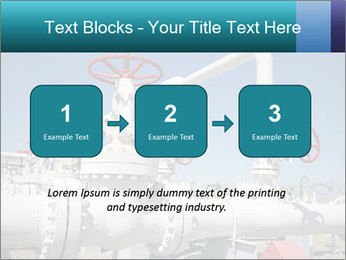 Oil and gas processing plant PowerPoint Template - Slide 71