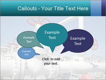 Oil and gas processing plant PowerPoint Template - Slide 73