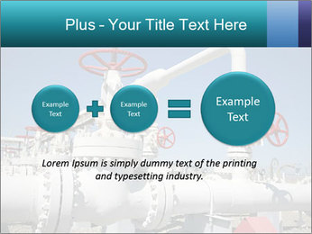 Oil and gas processing plant PowerPoint Template - Slide 75
