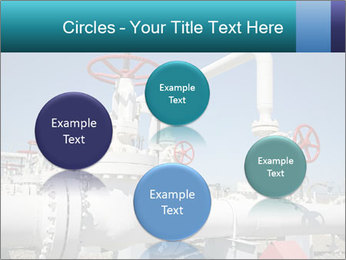 Oil and gas processing plant PowerPoint Template - Slide 77