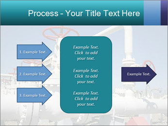 Oil and gas processing plant PowerPoint Template - Slide 85