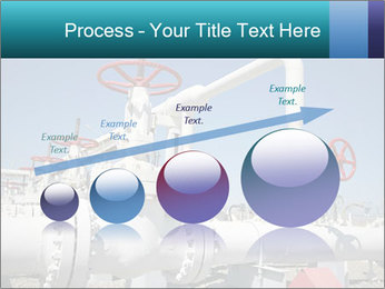 Oil and gas processing plant PowerPoint Template - Slide 87