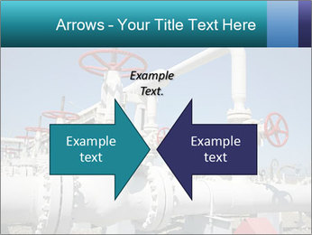 Oil and gas processing plant PowerPoint Template - Slide 90