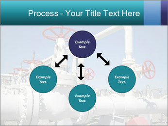 Oil and gas processing plant PowerPoint Template - Slide 91