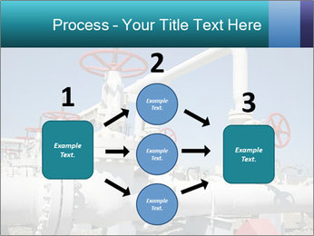 Oil and gas processing plant PowerPoint Template - Slide 92