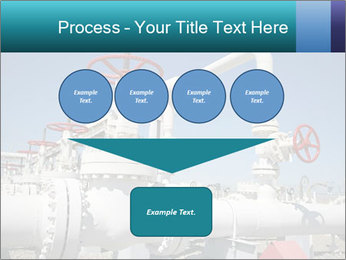Oil and gas processing plant PowerPoint Template - Slide 93