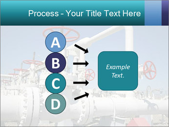 Oil and gas processing plant PowerPoint Template - Slide 94