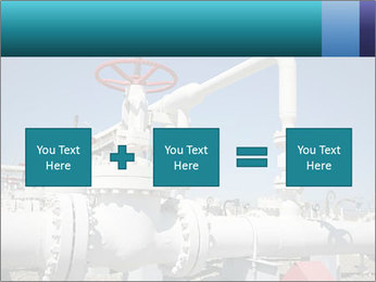 Oil and gas processing plant PowerPoint Template - Slide 95